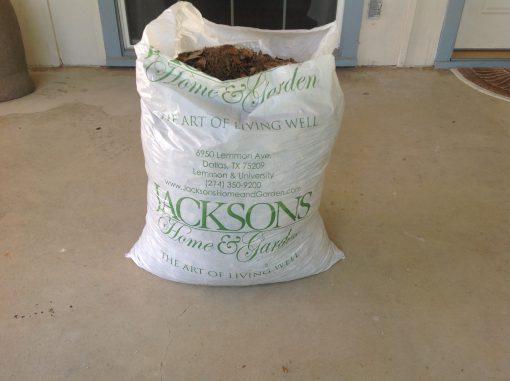 Jackson Nursery - Trunk Liner filled
