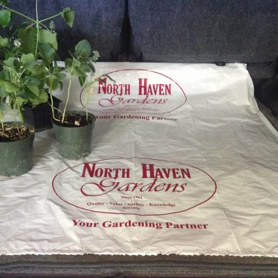 North Haven Gardens w/plants