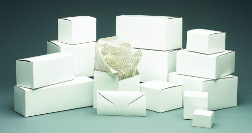 White Giftware Boxes